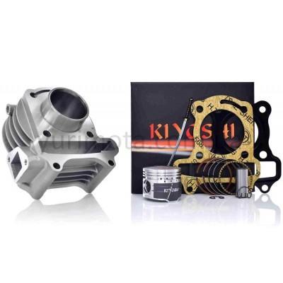 ЦПГ (поршневая группа, тефлон) GY6 Kiyoshi 50 cc