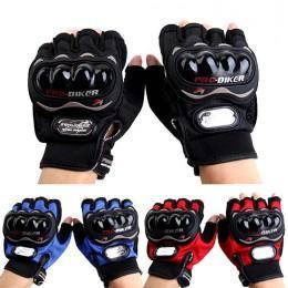 Перчатки с защитой PRO BIKER (без пальцев)