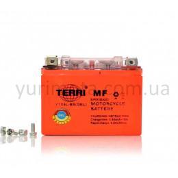 Аккумулятор 4A YTX4L‑BS TERRI
