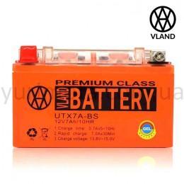 Аккумулятор 7А UTX7A-BS гелевый Vland
