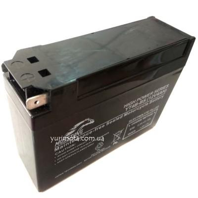 Аккумулятор 4А таблетка YT4B-BS гелевый