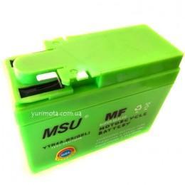 Аккумулятор 4А таблетка YTR4A-BS гелевый