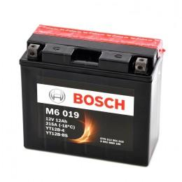 Аккумулятор 12Ah BOSCH 0092M60190 (YT12B-BS)