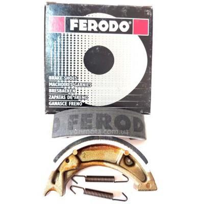 Колодки барабанные HONDA DIO Ferodo FE FSB714