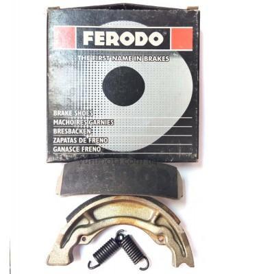 Колодки барабанні Suzuki Lets / AD100 Ferodo FE FSB883