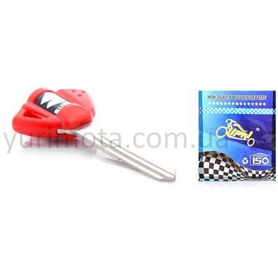 Заготовка ключа Suzuki (красная)