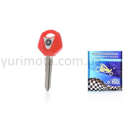 Заготовка ключа Yamaha (красная)