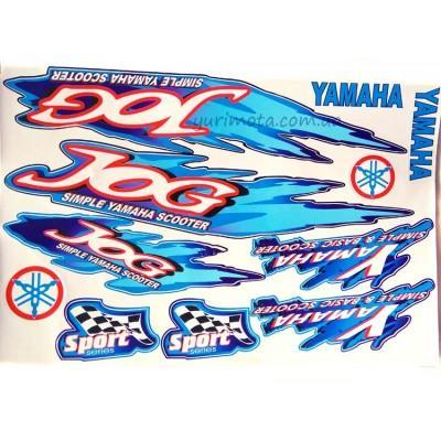 Набор наклеек Yamaha Jog