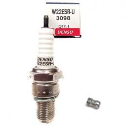 Свеча зажигания Denso W22ESR-U (3098) 2T (длинная)