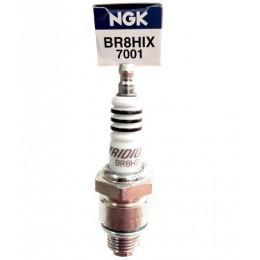 Свеча зажигания NGK BR8HIX (7001) 2T Iridium