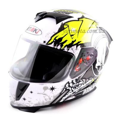 Шлем ATAKI FF311 Skull