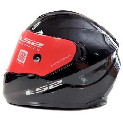 Шлем LS2 FF320 Stream Evo Gloss Black