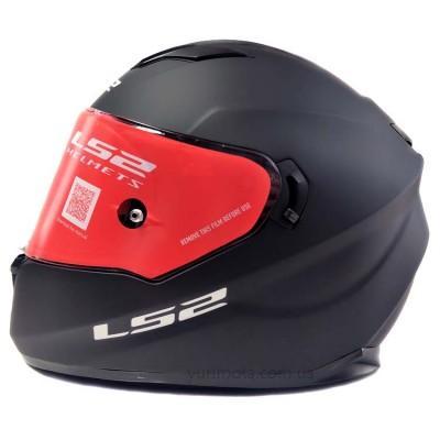 Шлем LS2 FF320 Stream Evo Matt Black