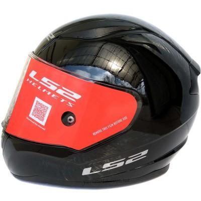 Шлем LS2 FF353 RAPID SINGLE MONO GLOSS BLACK