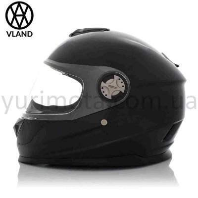 Шлем Vland M65 (интеграл) Black
