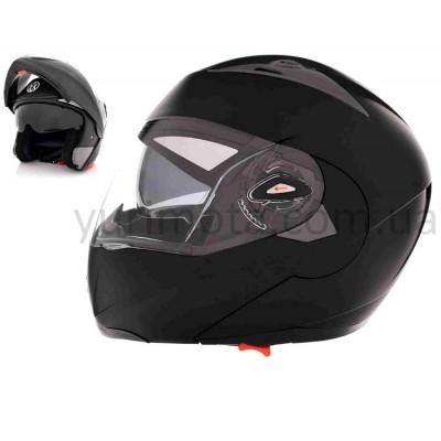 Шлем Vland M158 (модуляр) Black
