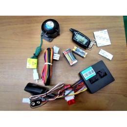 Мото сигнализация Steel Mate 881 с обратной связью
