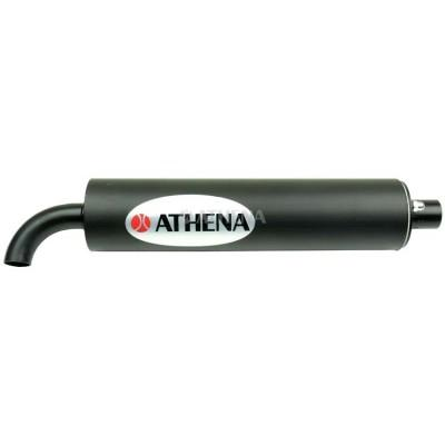 Глушитель Athena S410000303006 универсальный 22 мм