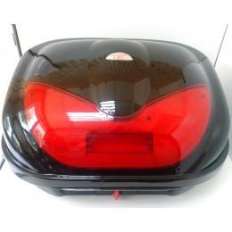 Кофр VLAND (на 2 шлема, отстегивающийся, +стоп и габариты, кодовый замок)