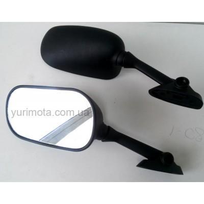 Зеркала мото SPOON