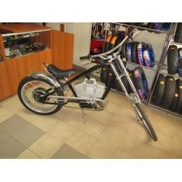 Электровелосипед чоппер