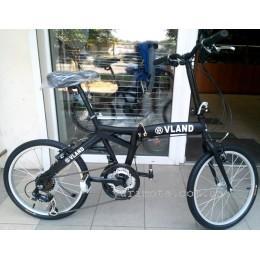 Велосипед VLAND складаний (TAIWAN)