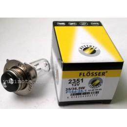 Лампа фары галогенная FLOSSER 2351 12V 35/36.5W