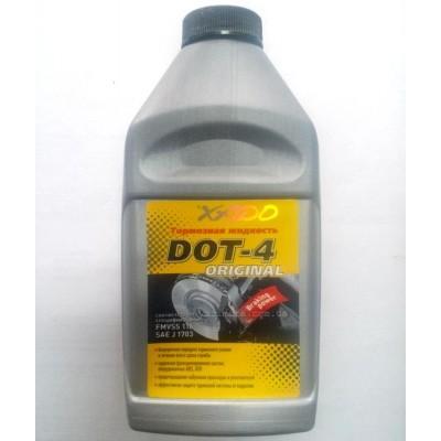 Тормозная жидкость DOT 4 0.375л