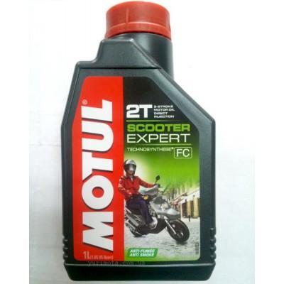 Масло MOTUL 2T Expert полусинтетика 1л
