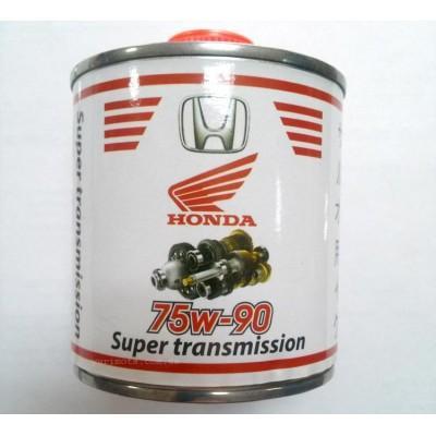 Масло трансмиссионное HONDA  75w-90 (215 грамм)