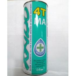 Масло XADO 4T MA 10W/40 1л