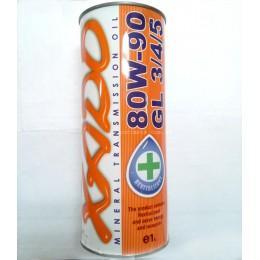 Масло XADO трансмісійне (редукторне) 80W / 90 1л