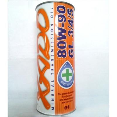 Масло XADO трансмиссионное (редукторное) 80W/90 1л