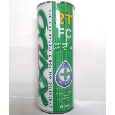Масло XADO 2T FC 1л