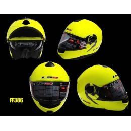 Шлем-модуляр с очками LS2 FF386