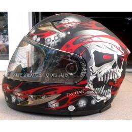 Шлем VIPER RS-44 TROJAN SKULL (UK)