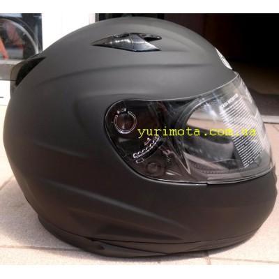 Шлем VR-1 F3 черный матовый