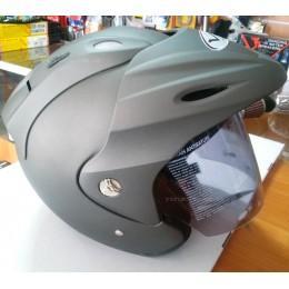 Шлем VR-1 открытый с козырьком