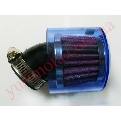 Фильтр нулевого сопротивления KOSO Power air Filter синий 35 мм