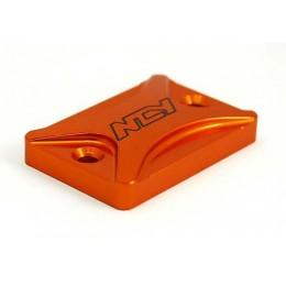 Крышка тормозной машинки NCY оранжевая